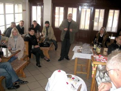 Prezentacija ukrašavanja licitara, Medni bar Brlečić, Marija Bistrica